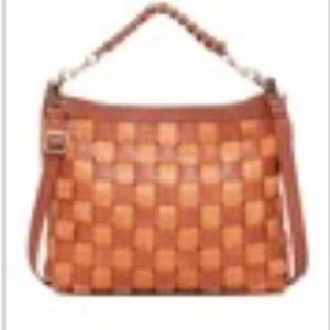 Sondra Roberts Leather Bag NWT